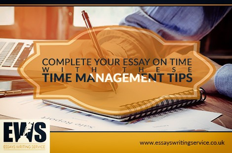 time-management-in-essay