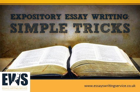 Expository Essay Writing: Simple Tricks