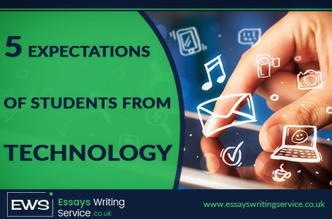 5 Expectations That Students Hold Out From Technology