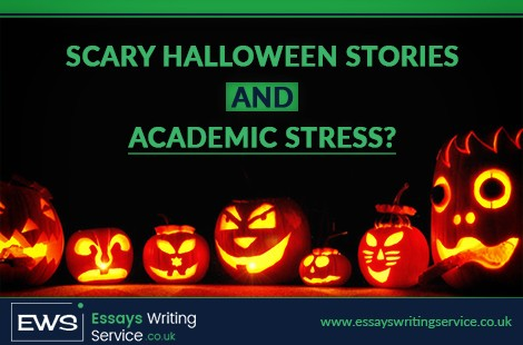 Scary Halloween Stories And Academic Stress